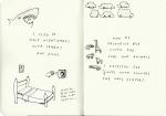 memories 1986-89 mercedes leon illustration