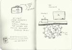 memories 1986-89 mercedes leon sketchbook