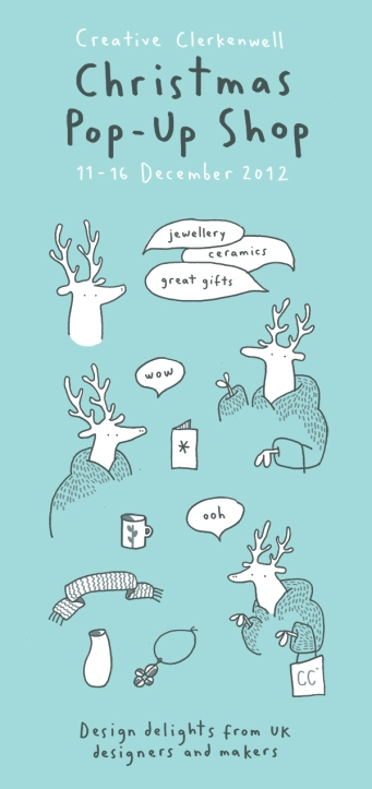 clerkenwell-christmas-greeting-mercedes leon illustrator reindeer.jpg