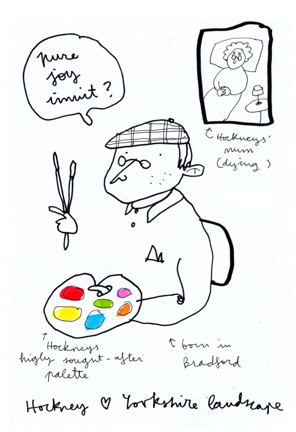 a visit to salts mill david hockney merchesico journal