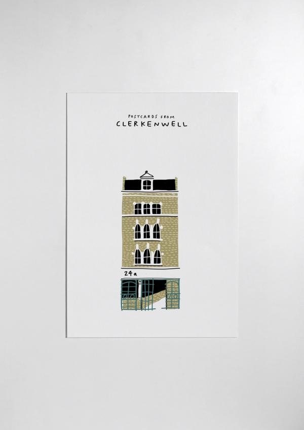 lansons clerkenwell print design week mercedes leon