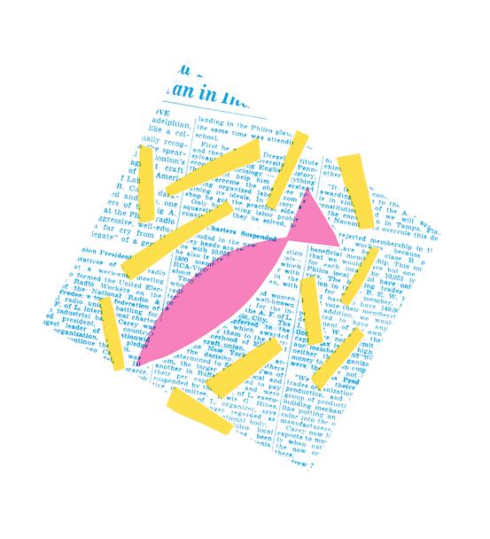 fish-and-chips-merchesico-mercedes-leon-illustration-spot-colour-riso-print